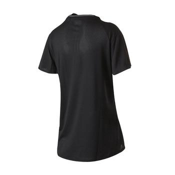 Original New Arrival  Adidas FR SN SS TEE W Women's T-shirts short sleeve Sportswear 2