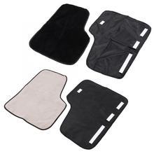 Protection-Mat Scratch-Guard-Protector Car-Door-Cover Dog-Beds Folding Fabric 2PCS Pet-Dog-Cat