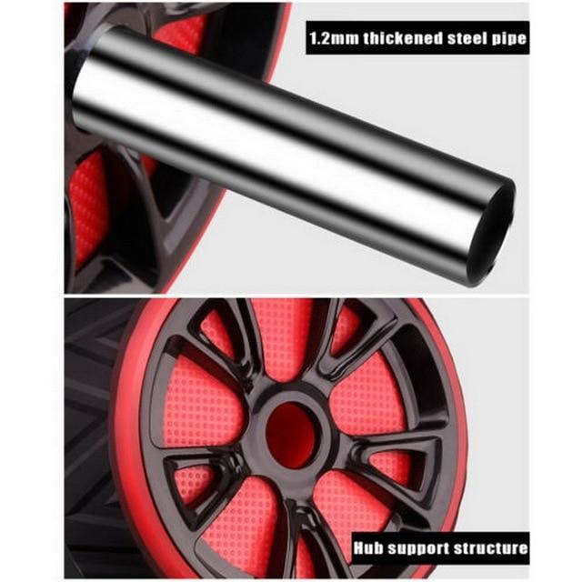 Abdominal Roller Exercise Wheel  3