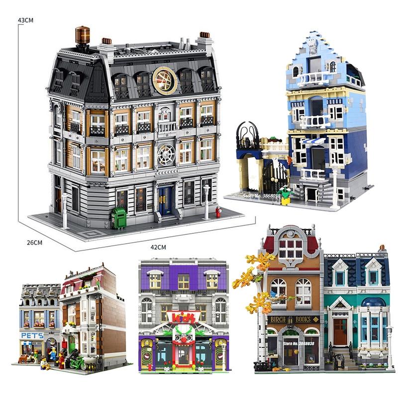 6564pcs Infinity War Super Sanctum Sanctorum Showdown Doctor Strange Building Blocks Bricks Toy Compatible With Lepining 76108