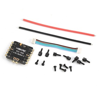 20A 4 in 1 2-4S BLHeli_S/Ds 600 Ones ESC Electronic Speed Controller for RC Racing Drone Quadcopter Accessories !
