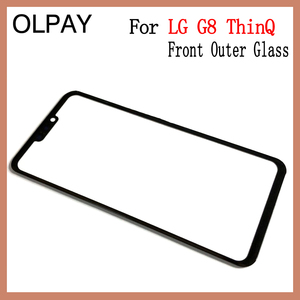 """Image 4 - 6.1"""" inch For LG G8 ThinQ G820N G820QM G820V G820UM Touch Screen Front Outer Glass Panel Replacement"""