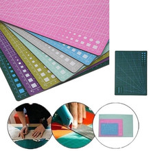 1 PC Cutting Mat Pad Patchwork Cut Pad A3 Cutting Board Dua Sisi Penyembuhan Diri(China)