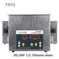 BK-2000 220 л Цифровой ультразвуковой очиститель AC110/Синхронный нагрев из нержавеющей стали ультразвуковой интегрированный очиститель промышл...