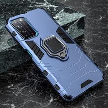 Funda de protección a prueba de golpes para teléfono móvil Huawei, carcasa trasera con soporte para teléfono móvil Huawei Y5P Y6P Y7P Y8P, Honor 9A X10 5G 30 Pro + Plus 30s 9C 9S 9A