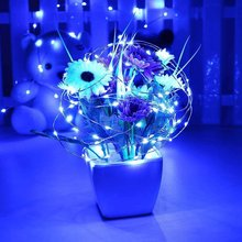 200LED 20M Solar String Lights 8 Modes Powered Copper Wire Fairy Waterproof Indoor Outdoor Lighting for Home Garden