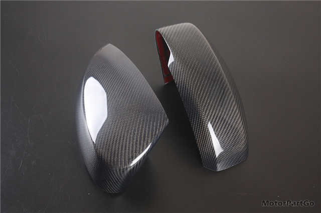 Real Crabon Fiber Mirror Cover 1 pair for NISSAN  350Z Z33 2003-2006 T249M 6