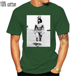 T Shirt Maglia Diego Armando Maradona Napoli Calcio Vintage Anni 80 S 3Xl Mens T Shirts Fashion 2020 Fashion Classic O Neck