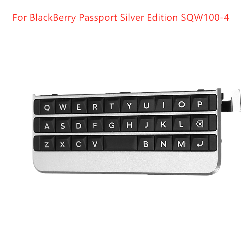 Keyboard Buttons Keypad Flex Cable Replacement For BlackBerry Passport Silver Edit. SQW100-4