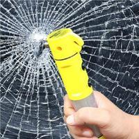 Auto Notfall Rescue Kit Notfall Sicherheit Auto Fenster Glas Breaker Hammer Seatbelt Cutter Escape Werkzeug KL1 Wartung