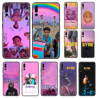 Jaden Smith Phone case For Huawei P 8 10 20 30 Smart Plus 2019 Z Lite Pro 2017 2019 black fashion cover painting cell cover image