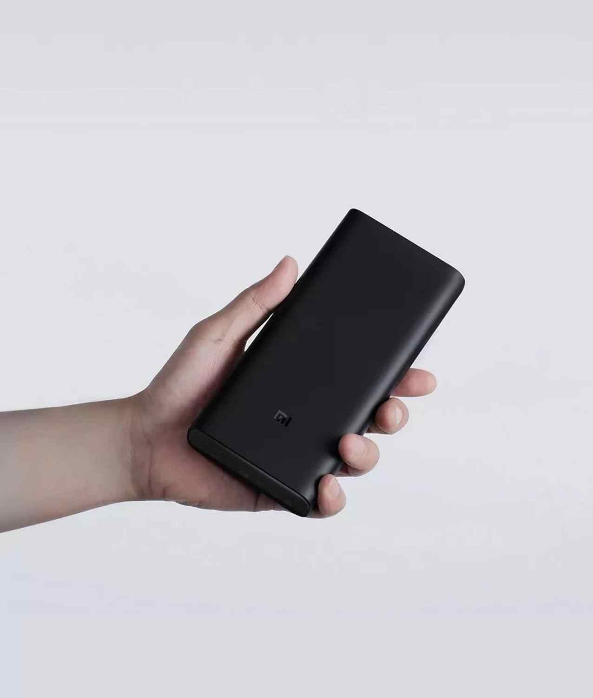 20000 mAh Xiao mi قوة البنك 3 mi قوة البنك 20000 mAh برو PLM07ZM مع الثلاثي USB الناتج USB-C 45 واط اتجاهين تهمة سريعة