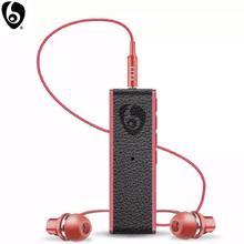 Ovleng M1 4 bluetooth fones de ouvido receptor transímitter adapater sem fio 3.5mm receptor como MP3 Player walkman rádio fones