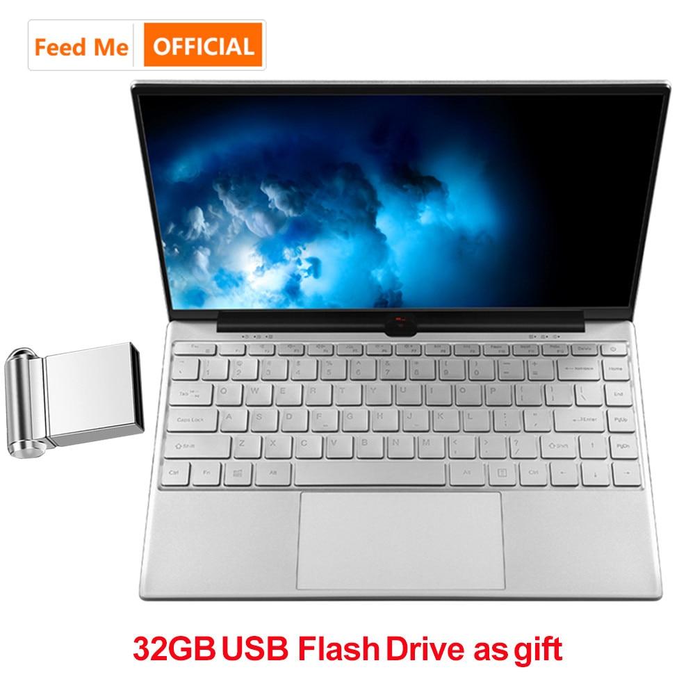 Metal Shell Intel 3867U Netbook 8GB 16GB RAM Laptop Fingerprint Unlock WiFi Backlit Keyboard with 32GB Flash Drive
