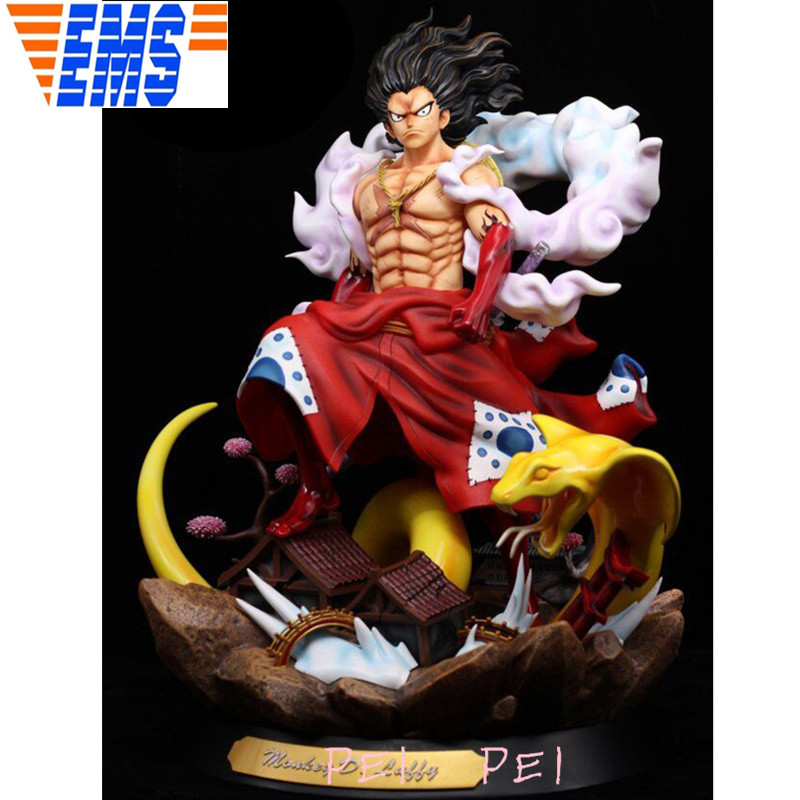 16 One Piece Statue Sabo Monkey D Luffy And Portgas D Ace