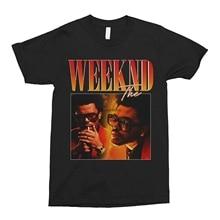 Graphic Tops Funny Tee Tshirt Men Teen Girl Vintage Weeknd-2.0 Women Cute The Unisex