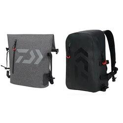 Nowy oryginalny plecak wędkarski DAIWA wodoodporny uniwersalny z wieloma kieszeniami o dużej pojemności torba sportowa na zewnątrz darmowa wysyłka