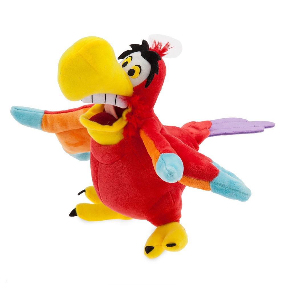 New Iago Plush Aladdin Parks Soft Toy