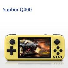Ретро портативная игровая консоль q400 hdmi выход supbor Поддерживает