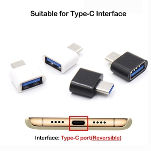USB-C Type C 3.1 to USB Female OTG cable Adapter for Samsung Xiaomi OTG Data Converter