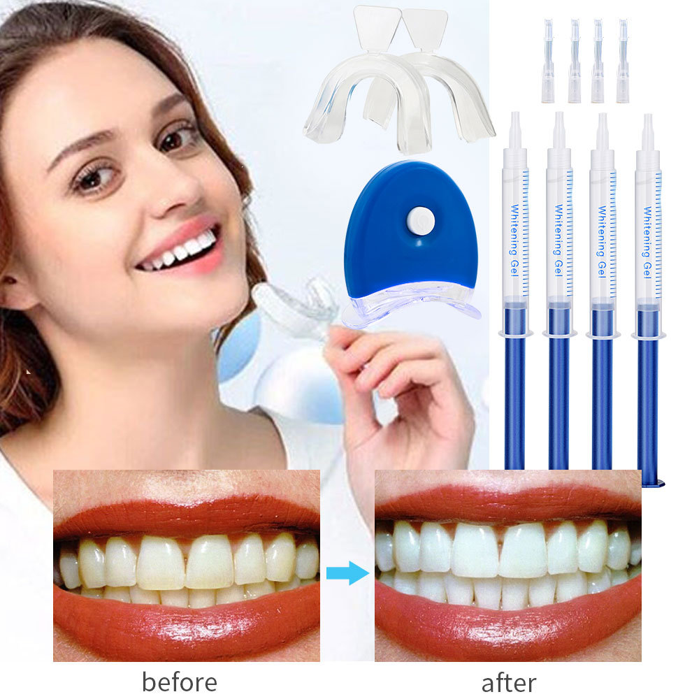 Teeth Whitening 44% Peroxide Dental Bleaching System Oral Gel Kit Teeth Whitener New Dental Equipment 10/6/4/3pc Oral hygiene|Oral & Nasopharyngeal Care|   - AliExpress