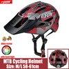 2020 nova batfox capacete de bicicleta para adultos das mulheres dos homens mtb mountain road ciclismo segurança esportes ao ar livre safty capacete 27
