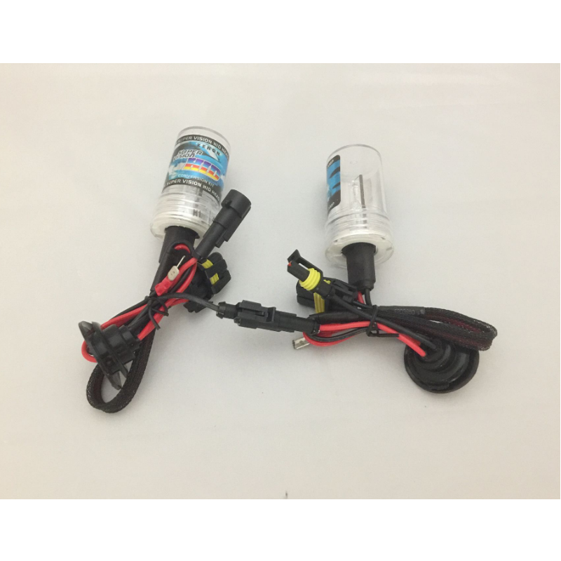 35w 55w Hid Xenon Bulb Light Lamp Car Headlight Bulbs Repacement H1 H3 H7 H8 H9 H11 9005 9006 880 D2s D2c D2 4300k 6000k 8000k