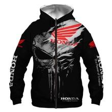 2021 new hoodie death head car logo pullover 3D printing handsome men's fashion jacket spring summer autumn casual sweatshirt