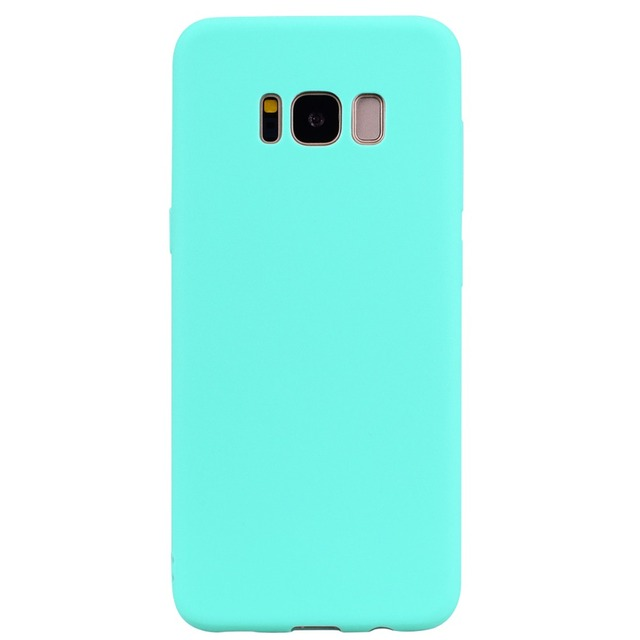 Candy color silicone phone case fo