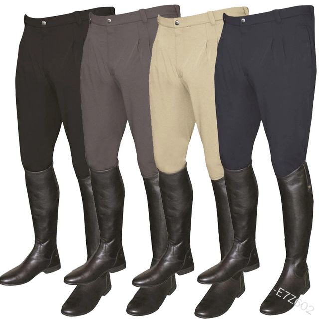 Relaxed Fit Horse Riding Pants  6