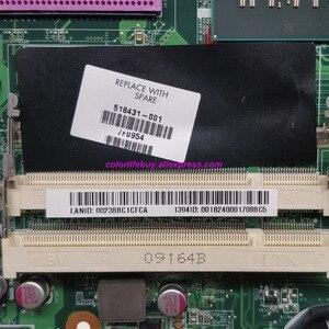 Image 3 - 本物の 518431 001 ワットHD4650/1 ギガバイトのグラフィックスノートパソコンのマザーボードhp DV6 1000 DV6T 1000 シリーズノートpc