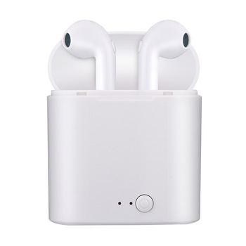 Earphones Briame i7s Tws Bluetooth Sport Handsfree Earphone Cordless Headset with Charging Box 1