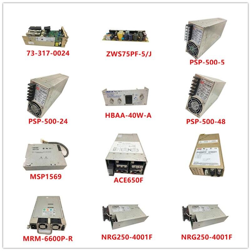 73-317-0024|ZWS75PF-5/J|PSP-500-5|PSP-500-24|HBAA-40W-A|PSP-500-48|MSP1569|ACE650F|MP4-1W-4ED-LLE-00|MRM-6600P-R|NRG250-4001F