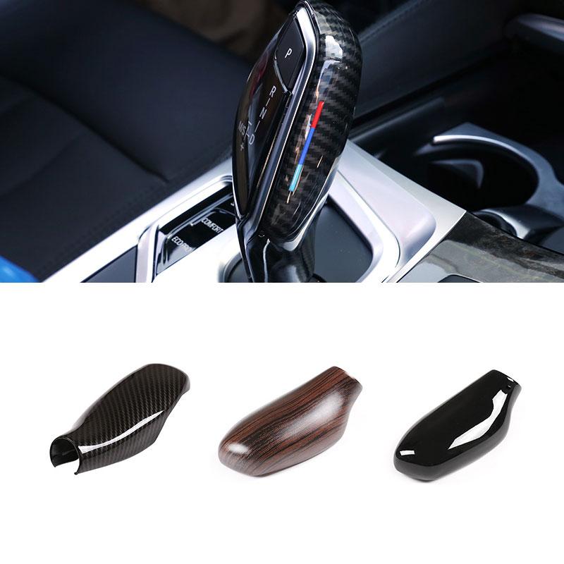Для BMW 5 6 7 серии G30 G32 G11 G12 X3 G01 X4 G02 карбоновая Стильная крышка рычага переключения передач Чехол для ручного тормоза