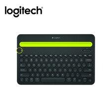 Многофункциональная bluetooth-клавиатура lotech K480 портативный держатель для телефона мини-клавиатура для Windows MacOS iOS Android
