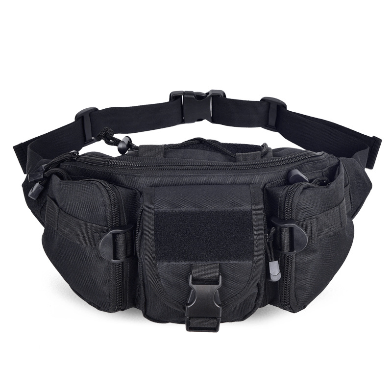 Outdoor Sport Waist Bag Casual Travel Shoulder Bag Men's Camouflage Waterproof Waist Bag Manufacturers Supply Of Goods A Generat