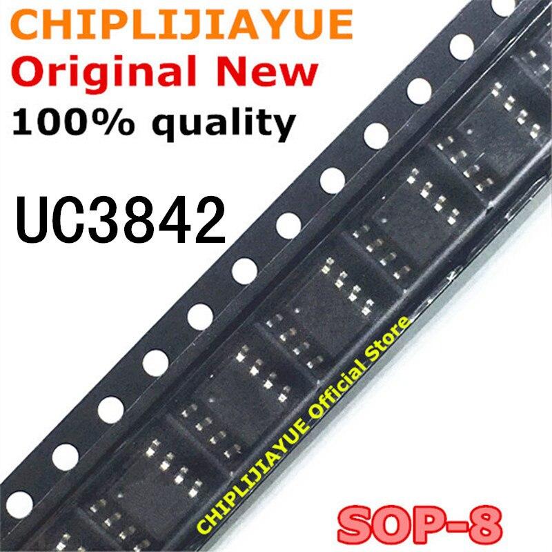 5 20 шт. UC3842 SOP8 UC3842A 3842B SOP UC3842B 3842 SOP 8 SMD новый и оригинальный IC чипсет|work work|ic chip  | АлиЭкспресс