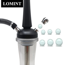 Glass Hookah Shisha-Narguile-Accessories LOMINT 10mm 12mm 6mm LM-0990-2 8mm Seal-Ball