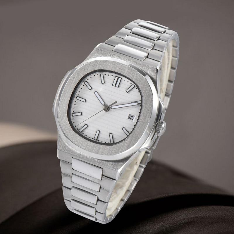 Automatic mechanical watch Waterproof luminous steel watch 316L stainless steel case Classic 41mm Watch Men