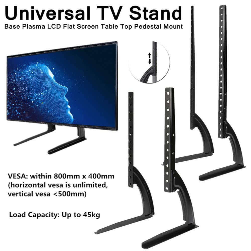 Universal Tv Stand Base Plasma Lcd