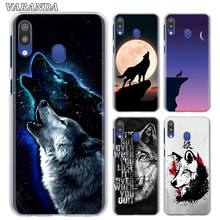 цена на Classic Cool Wolf Case For Samsung Galaxy Note 10 8 9 10 Plus 5G 10 Lite M10 M20 M30 M40 M11 M21 M31 M51 Hard PC Cover Couqe