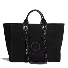 Luxury Women Tote Bags Brand Designers Fashion Women Handbag Summer New style Pearl Purses for Lady Canvas High-quality Version
