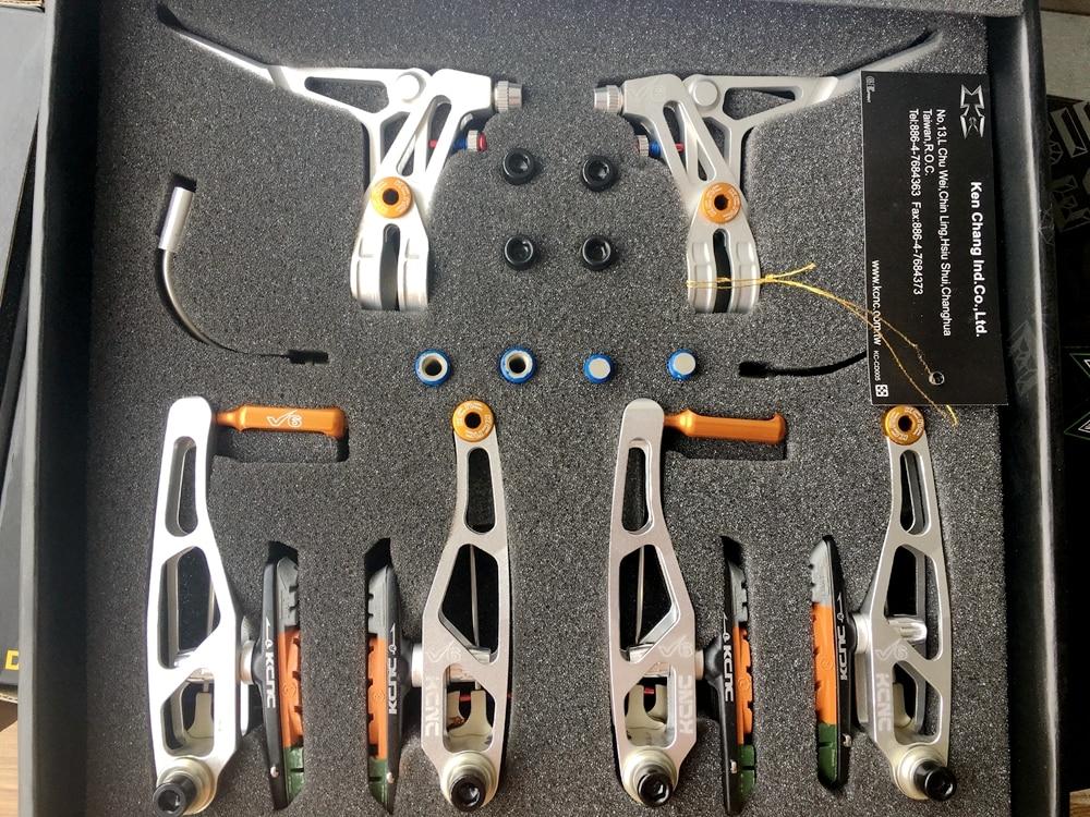 BICYCLE Lightweight V Brake Mountain Bike Levers NEW TW