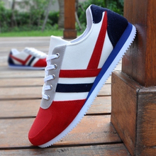 New Fashion Men Loafers Men Leather Casual Shoes