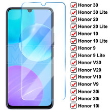 9D Volle Schutz Glas Für Huawei Honor 30 20 10 Lite V30 V20 V10 Gehärtetem Glas Ehre 9 8 Lite 30i 20i 10i Screen Protector cheap MXARUA Anti Blau-ray CN (Herkunft) Front Film Ehre V9 Ehre 8 Ehre 8 Lite Ehre 10 Ehre 9 lite 9D Full Protective Glass For Huawei Honor 30