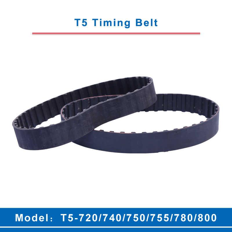T5 TimingBelt Steel reinforced 20mm wide 75 Teeth//375mm
