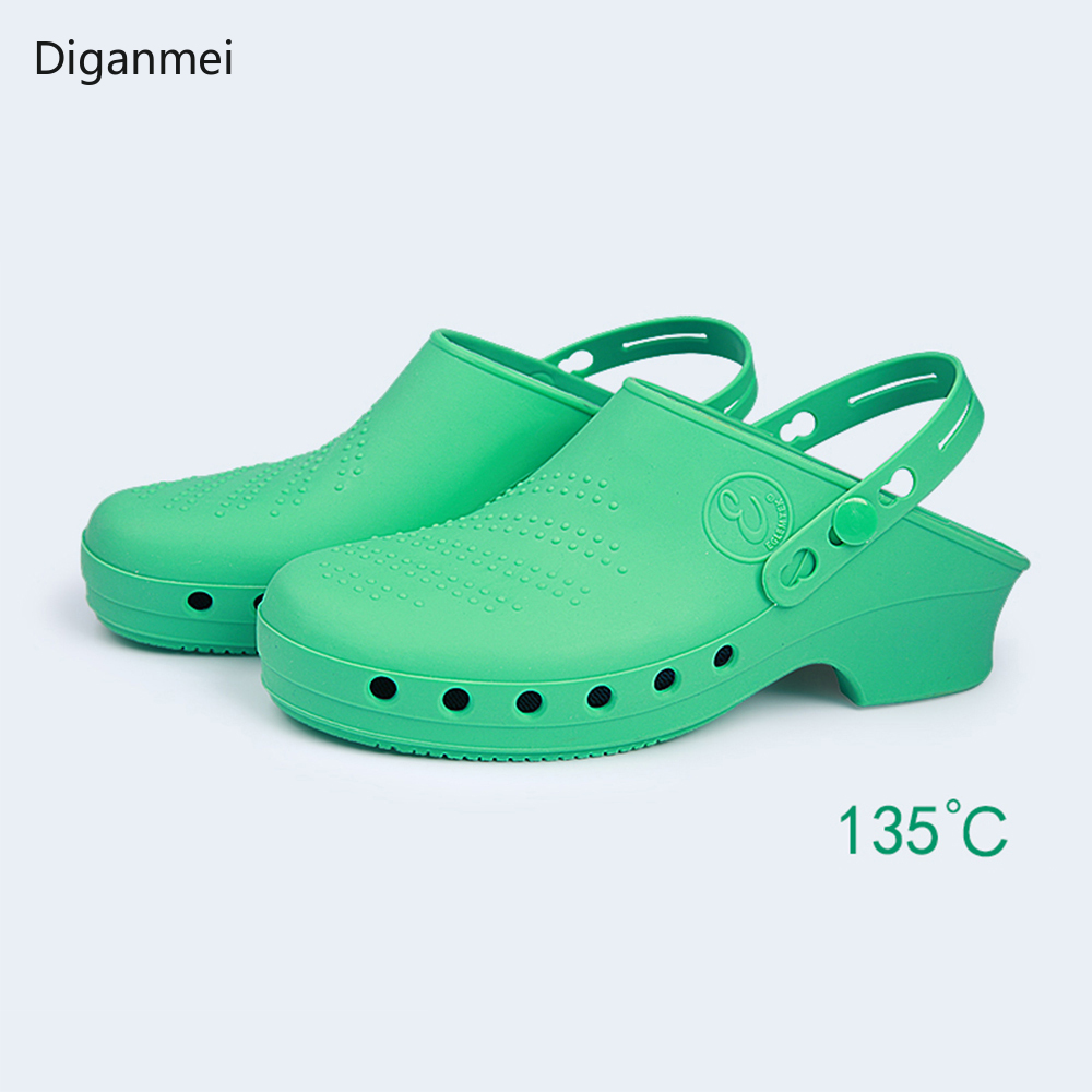 Medical shoes resistant high temperature disinfection shoes Protective Slippers nursing clog medicals slippers nurses Clogs