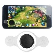 Смартфон мини мобильный Джойстики для сенсорного экрана телефона планшета игровой контроллер