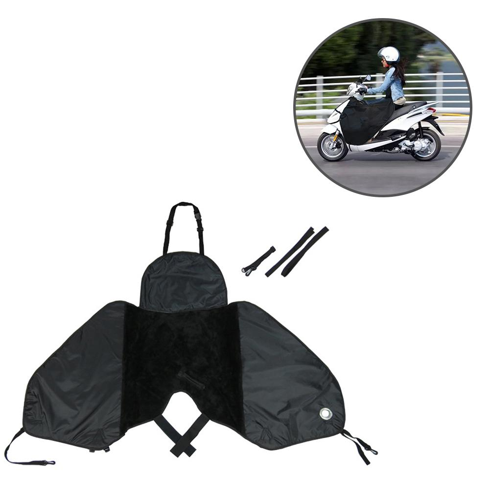 Niumen Scooter Leg Cover Motorcycle Windshield Quilt Windproof Rainproof Warm Quilt Leg Apron Warm Keeping Cotton Shield For Scooter Electric Cars
