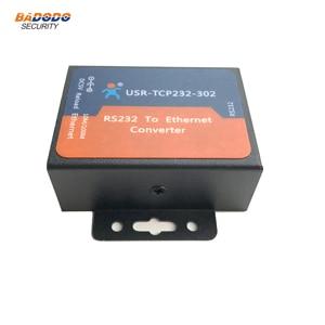 Image 2 - USR TCP232 302 シリアルポート RS232 イーサネット converter サーバデバイスのサポート DHCP DNS